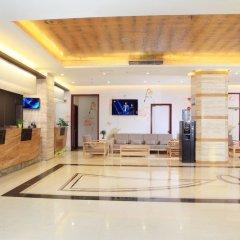 Отель Guangzhou Wassim Hotel Китай, Гуанчжоу - отзывы, цены и фото номеров - забронировать отель Guangzhou Wassim Hotel онлайн интерьер отеля фото 3