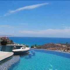 Отель Villa Vista del Mar Querencia Мексика, Сан-Хосе-дель-Кабо - отзывы, цены и фото номеров - забронировать отель Villa Vista del Mar Querencia онлайн бассейн фото 3