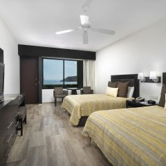 Отель El Cid Castilla De Playa Масатлан комната для гостей фото 3