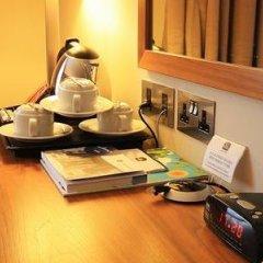 Отель Best Western Palm Hotel Великобритания, Лондон - отзывы, цены и фото номеров - забронировать отель Best Western Palm Hotel онлайн фото 4