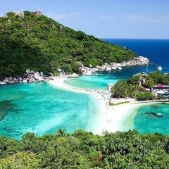 Отель Save Bungalow Koh Tao пляж фото 2