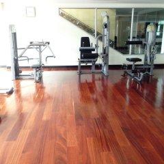 Отель August Suites Pattaya Паттайя фитнесс-зал фото 6