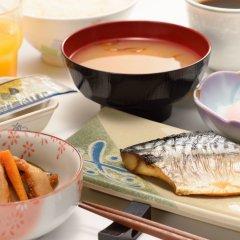 Отель GreenHotel Kitakami Япония, Китаками - отзывы, цены и фото номеров - забронировать отель GreenHotel Kitakami онлайн питание фото 2