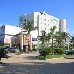 Отель Holiday inn Acapulco La Isla парковка