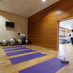 Отель Michlifen Ifrane Suites & Spa фитнесс-зал