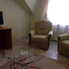 Гостиница Приазовье комната для гостей фото 4