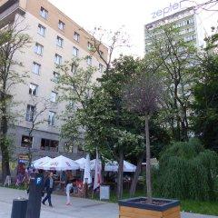 Отель Hosapartments City Center Польша, Варшава - 2 отзыва об отеле, цены и фото номеров - забронировать отель Hosapartments City Center онлайн питание