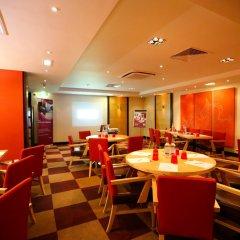 Отель Crowne Plaza Manchester Airport Манчестер помещение для мероприятий