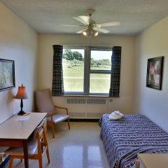 Отель Manoir dYouville комната для гостей фото 4