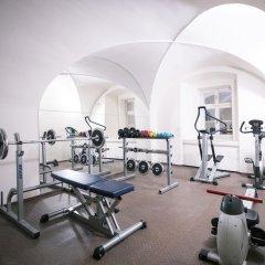 Smetana Hotel фитнесс-зал