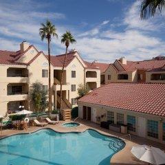 Отель Holiday Inn Club Vacations: Las Vegas at Desert Club Resort бассейн фото 3