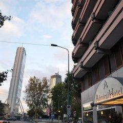 Отель Admiral Hotel Италия, Милан - 1 отзыв об отеле, цены и фото номеров - забронировать отель Admiral Hotel онлайн фото 3