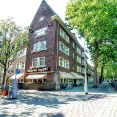 Отель The Delphi - Amsterdam Townhouse Амстердам парковка