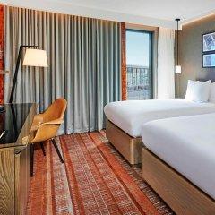 Отель Hilton London Tower Bridge 4* Номер Делюкс с 2 отдельными кроватями