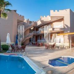 Lanova Hotel бассейн