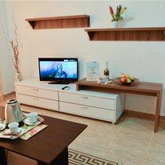 Отель OLYMP Apartcomplex 4* Улучшенные апартаменты
