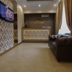 Гостиница Алива спа