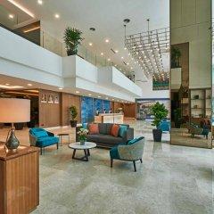 Отель Swiss-Garden Hotel Kuala Lumpur Малайзия, Куала-Лумпур - 2 отзыва об отеле, цены и фото номеров - забронировать отель Swiss-Garden Hotel Kuala Lumpur онлайн интерьер отеля фото 2