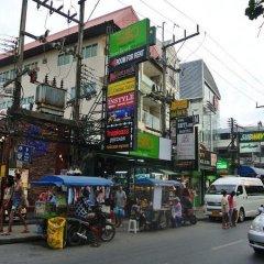 Silla Patong Hostel городской автобус
