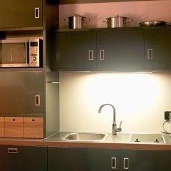 Отель Apartment040 Averhoff Living Гамбург в номере