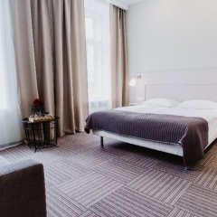 Апартаменты Невский Гранд Апартаменты Стандартный номер с двуспальной кроватью фото 23