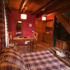 Gran Chalet Hotel & Petit Spa комната для гостей фото 2
