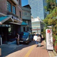 Отель Ehwa in Myeongdong Южная Корея, Сеул - отзывы, цены и фото номеров - забронировать отель Ehwa in Myeongdong онлайн парковка