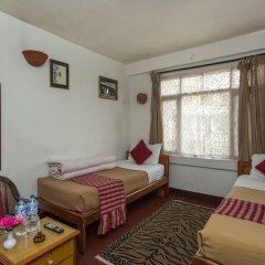 Отель Mirabel Resort Непал, Дхуликхел - отзывы, цены и фото номеров - забронировать отель Mirabel Resort онлайн комната для гостей фото 3