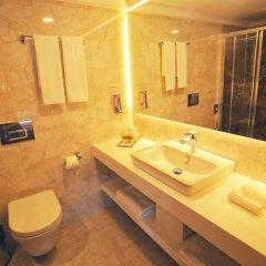 Bolu Koru Hotels Spa & Convention Турция, Болу - отзывы, цены и фото номеров - забронировать отель Bolu Koru Hotels Spa & Convention онлайн ванная фото 2