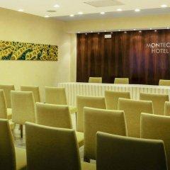 Отель Montecarlo Испания, Курорт Росес - 1 отзыв об отеле, цены и фото номеров - забронировать отель Montecarlo онлайн помещение для мероприятий