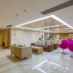 Dendro Hotel интерьер отеля