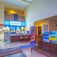 Отель Lanta Pura Beach Resort развлечения