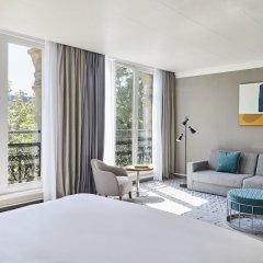 Отель Crowne Plaza Paris Republique комната для гостей фото 6