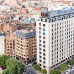 Отель Abba Madrid Мадрид городской автобус
