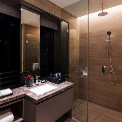 Отель Oakwood Premier OUE Singapore ванная