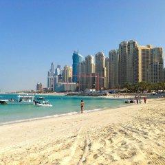 Отель Arjaan by Rotana Dubai Media City пляж