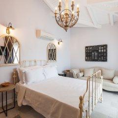 Отель Alacaat Butik Otel Чешме комната для гостей