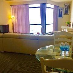 Отель Baral Service Suites Times Square Малайзия, Куала-Лумпур - отзывы, цены и фото номеров - забронировать отель Baral Service Suites Times Square онлайн комната для гостей фото 4