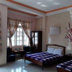 Отель Bo Cong Anh Далат комната для гостей