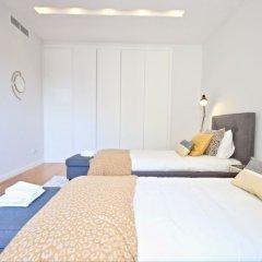 Отель Akicity Amoreiras Sky Португалия, Лиссабон - отзывы, цены и фото номеров - забронировать отель Akicity Amoreiras Sky онлайн комната для гостей фото 3
