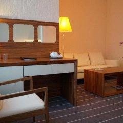 Гостиница Ost West Club 4* Стандартный номер с различными типами кроватей фото 6