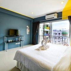 Отель Two Color Patong балкон фото 3