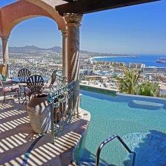 Отель Villa Luces Del Mar Педрегал бассейн фото 3