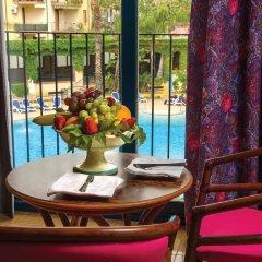Hotel Caesar Palace Джардини Наксос удобства в номере фото 2