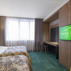 Favor Park Hotel комната для гостей фото 3