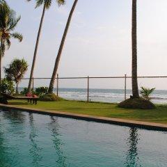 Отель Вилла Maresia Beach бассейн фото 2