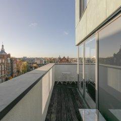 Отель 2 Bedroom Apartment Near Finsbury Park Великобритания, Лондон - отзывы, цены и фото номеров - забронировать отель 2 Bedroom Apartment Near Finsbury Park онлайн балкон