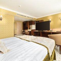 Гостиница Гарден Стрит в Санкт-Петербурге отзывы, цены и фото номеров - забронировать гостиницу Гарден Стрит онлайн Санкт-Петербург комната для гостей фото 4
