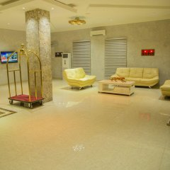 Maxbe Continental Hotel Энугу комната для гостей