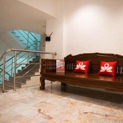 ZEN Hostel Tiger Shrine 2 интерьер отеля